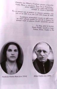 Feodosia si Mihail Vizitiu